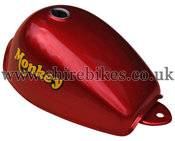 Honda Metallic Red Tank suitable for use with Z50J