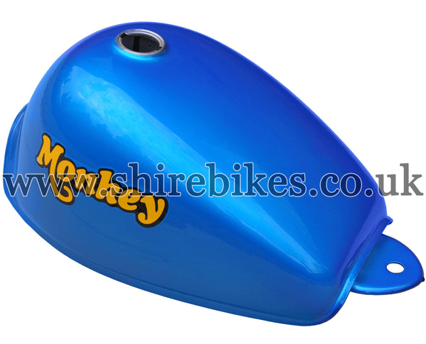 Honda Metallic Blue Tank suitable for use with Z50J