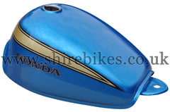 Honda CB750 K0 (Sand Cast) Style Tank suitable for use with Z50J