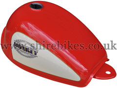 Honda Red & Cream Fuel Tank suitable for use with Z50J