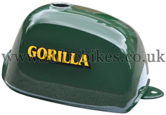 Honda Green Fuel Tank suitable for use with Z50J (Gorilla)