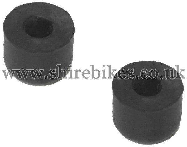 Honda Front Fuel Tank Holed Grommets (Pair) suitable for use with Z50M, Z50A
