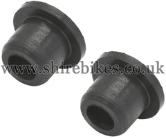 Reproduction Rear Tank Mounting Rubbers (Pair) suitable for use with CZ100