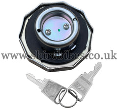 Honda Locking Fuel Filler Cap suitable for use with Z50J (Gorilla)