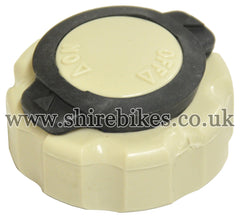 Honda Fuel Filler Cap for Plastic Tank suitable for use with Dax 6V