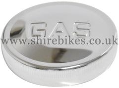 Honda GAS Fuel Filler Cap suitable for use with Z50R