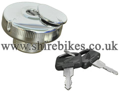 Honda Locking Fuel Filler Cap suitable for use with Z50J (Monkey)