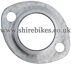 Honda Exhaust Header Flange suitable for use with CZ100