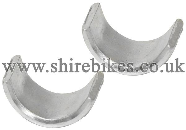 Honda Exhaust Collars (Pair) suitable for use with Z50R, Z50J, Dax 6V, Chaly 6V