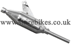Reproduction High Type Exhaust Silencer Muffler suitable for use with Z50A