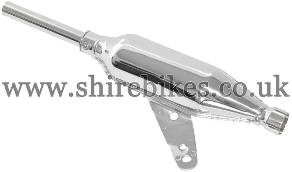 Honda High Type Exhaust Silencer Muffler suitable for use with Z50A