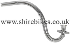 Reproduction High Type Exhaust Front Pipe suitable for use with Z50A
