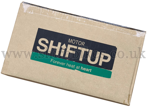 SHIFTUP (Japan) Bare Steel Old Style Fuel Tank suitable for use with Z50J