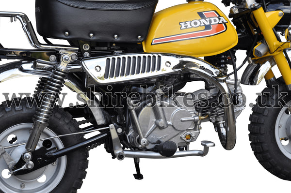 SHIFTUP Standard Look Big Bore Exhaust System suitable for use with Z50J1