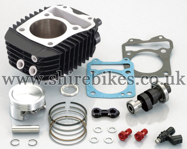 Kitaco 181cc Bore-up Kit (Touring Camshaft) suitable for use with MSX125 GROM, Monkey 125