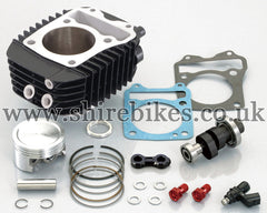 Kitaco 181cc Bore-up Kit (Fast Road Camshaft) suitable for use with MSX125 GROM