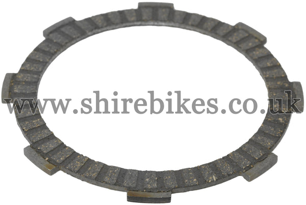 Honda Clutch Friction Plate (Both Sides with Friction Surface) suitable for use with Takegawa & Kitaco Secondary Clutch