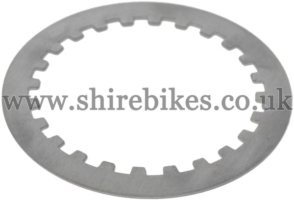 Honda Steel Clutch Plate suitable for use with Takegawa & Kitaco Secondary Clutch