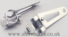 Daytona 27-33mm Headlight Stay Brackets suitable for use with Monkey Bike Motorcycles