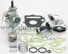 "Kitaco ""POWER PACK 50"" Tune Up Kit suitable for use with Z50J 12V, ST50 Dax 12V, XR50, CRF50"