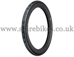 2.25 x 17 Dunlop D107 Tyre suitable for use with C90E, C100