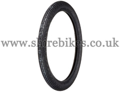 2.25 x 17 Dunlop D107F Tyre suitable for use with C90E, C100