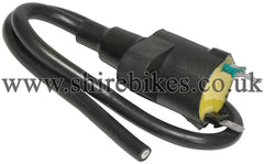 Reproduction 12V Ignition Coil suitable for use with Z50J, Dax 12V