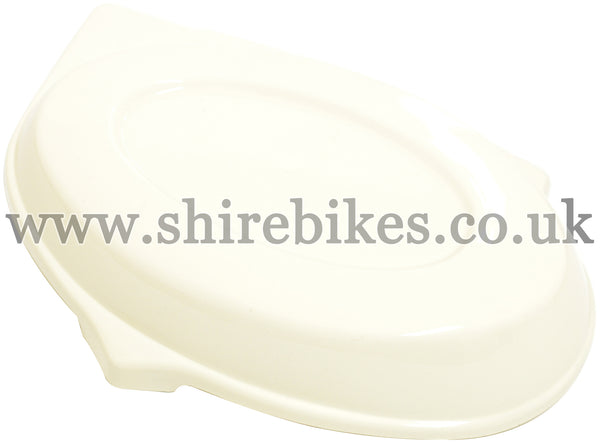 Reproduction Cream Side Cover suitable for use with Monkey Bike Motorcycles