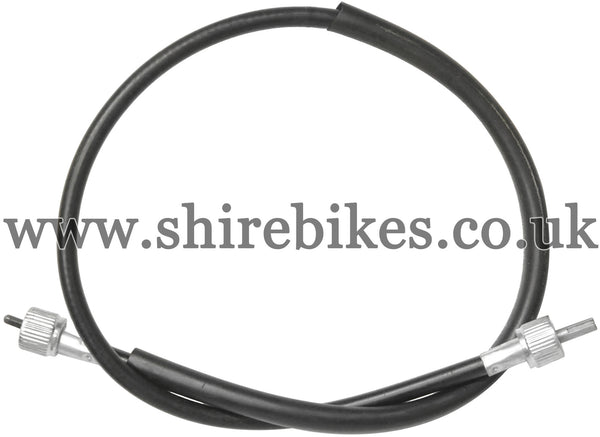 Zhen Hua 615mm Speedometer Cable for Drum Brake suitable for use with SR50, SR125 & Jincheng M50D