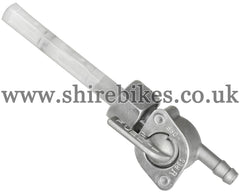 Straight Fuel Tap suitable for use with (Chinese Copy) Monkey Bike Motorcycles