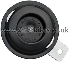 Nikko (Japan) 6V Horn suitable for us with Monkey Bike Motorcycles