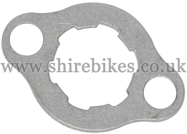 Honda Front Sprocket Retainer suitable for use with CZ100, Z50M, Z50A, Z50J1, Z50R, Z50J, Dax 6V, Dax 12V, Chaly 6V, C90E