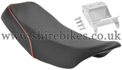 Custom G Type Seat suitable for use with Monkey Bike Motorcycles