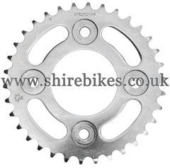 34T Rear Sprocket suitable for use with MSX125 GROM, Monkey 125