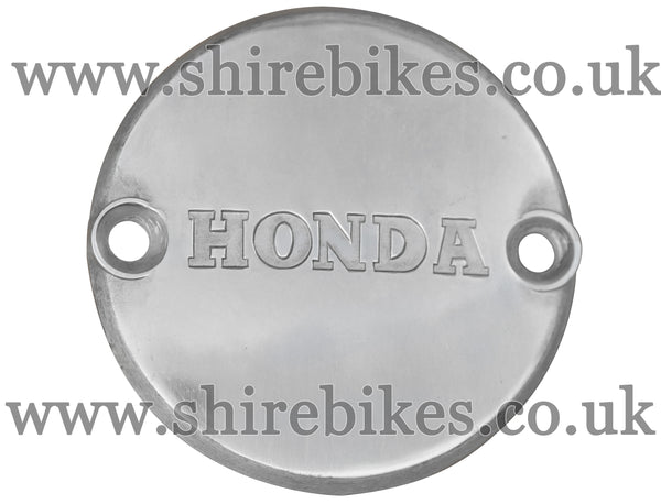 Honda Magneto Cover Plate suitable for use with CZ100