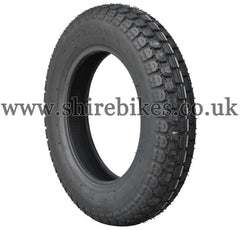 3.50 x 10 Bridgestone Trail Wing-3 Tyre suitable for use with Dax 6V, Dax 12V, Chaly 6V