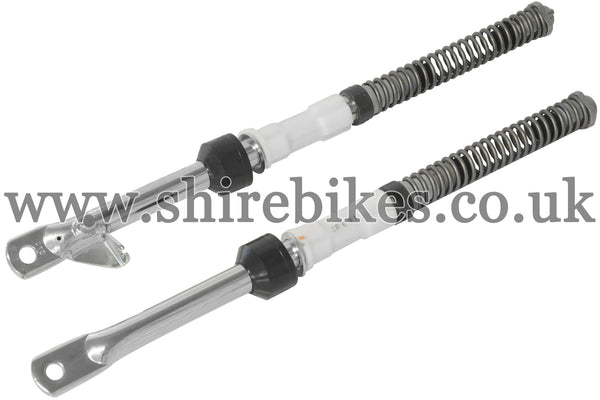 Honda Fork Stanchions & Internals suitable for use with Z50R, Z50J