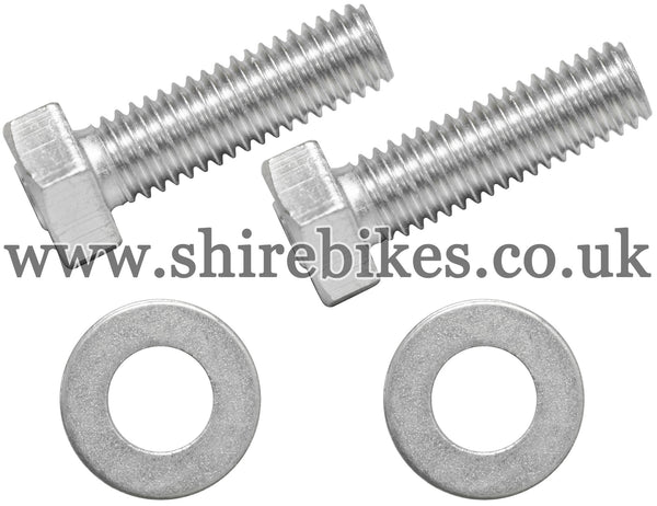 Honda Front Mudguard & Horn Bolt & Washer Set suitable for use with Z50A