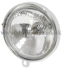 Honda 6V Head Light Lens & Rim suitable for use with Z50M, Z50A