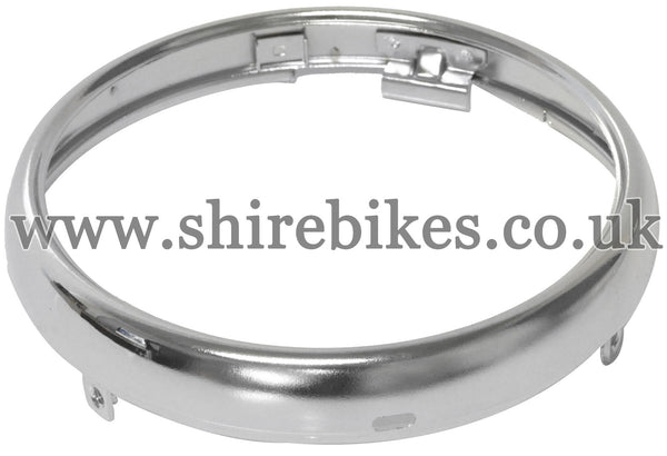 Honda Head Light Rim suitable for use with Z50J