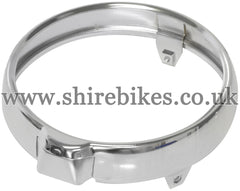 Honda Head Light Rim suitable for use with Dax 12V