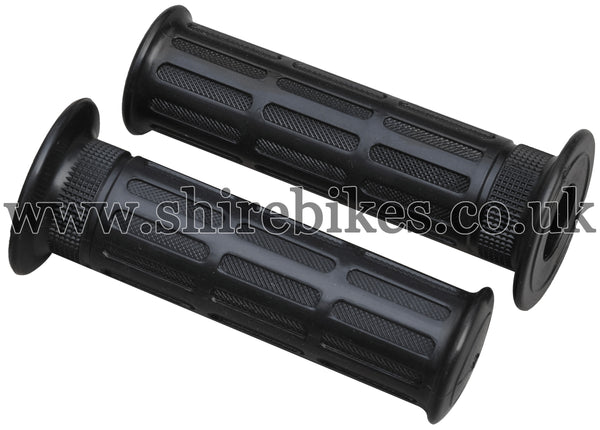Honda Handlebar Rubber Grips (Pair) suitable for use with C90E