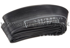 2.25/2.50 x 17 Dunlop Inner Tube suitable for use with C90E, C100