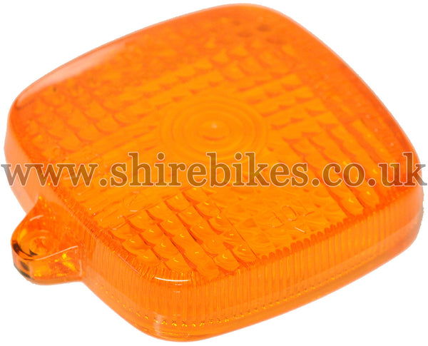 Honda Front Indicator Lens suitable for use with Dax 12V