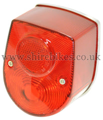 Honda 6V Rear Light suitable for use with Z50A (US & Australian Model), Z50J1 (General Export), Dax 6V (General Export)