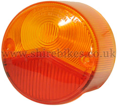 Honda Rear Light Lens (German & Swedish Models) suitable for use with Z50A, Z50J1, Dax 6V, Chaly 6V