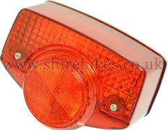 Honda Rear Light suitable for use with Dax 6V (UK & Norwegian Model), Chaly 6V (UK & French Model)