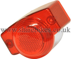 Honda Rear Light Lens suitable for use with Z50J