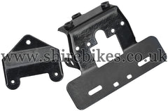 Rear Light Bracket suitable for use with Jincheng M50 & Zhen Hua SR50 125