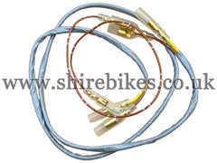 Reproduction Grey Wiring Loom suitable for use with White Tank CZ100 (1963)
